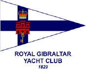 The Royal Gibraltar Yacht Club Logo