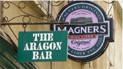 The Aragon Bar Logo